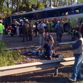 Juicio choque de Bus en Talagante