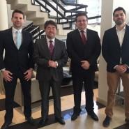 Lazos en la Región: Se plantea colaboración profesional con Estudio Brasilero